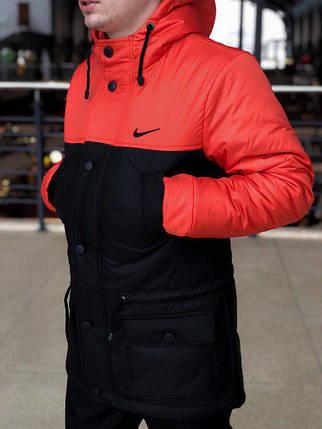 Парка мужская весна\осень Nike, фото 2