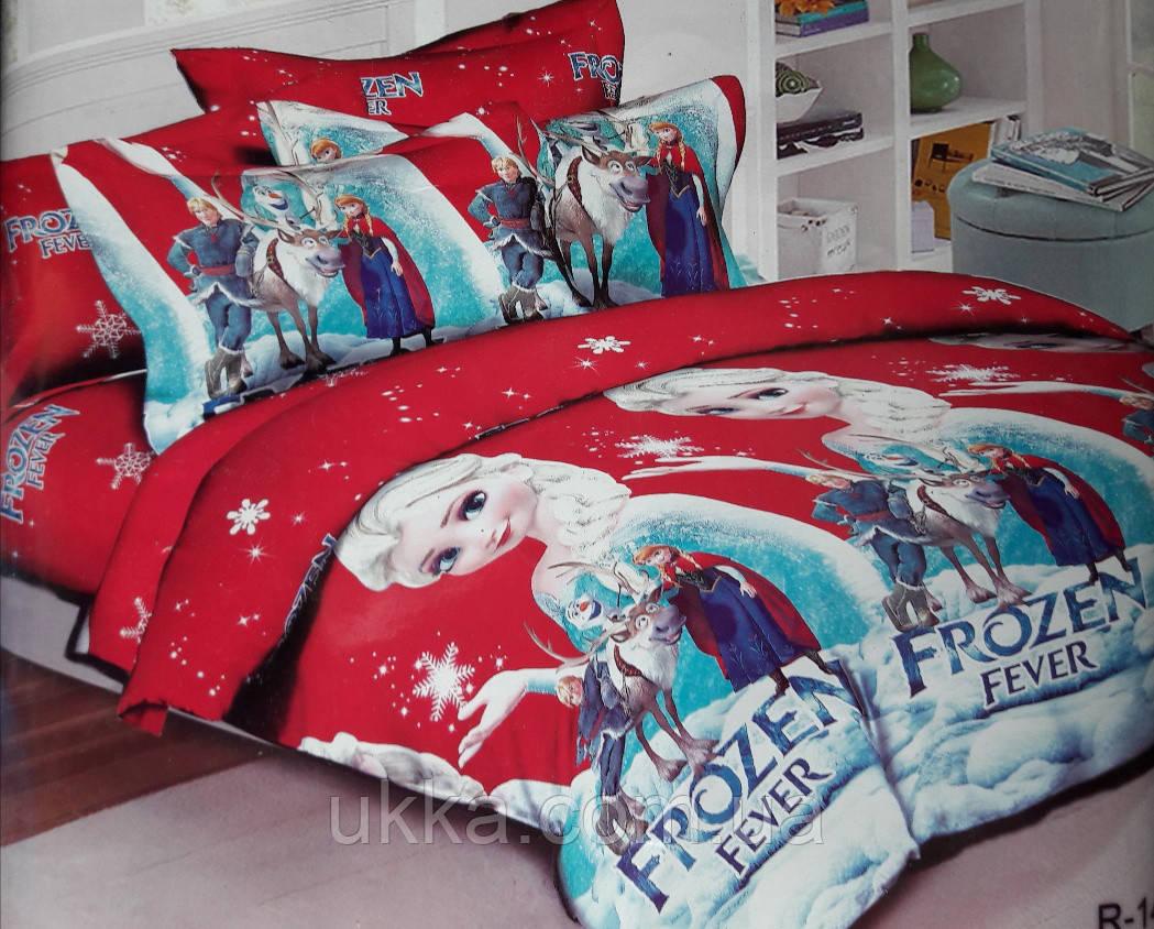 b33ef398062b Детское постельное белье полуторное Холодное сердце Фрозен Эльза - Юка в  Хмельницком