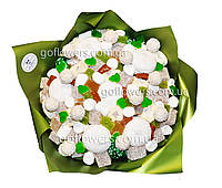 """Букет из конфет """"Снежок"""", фото 1"""