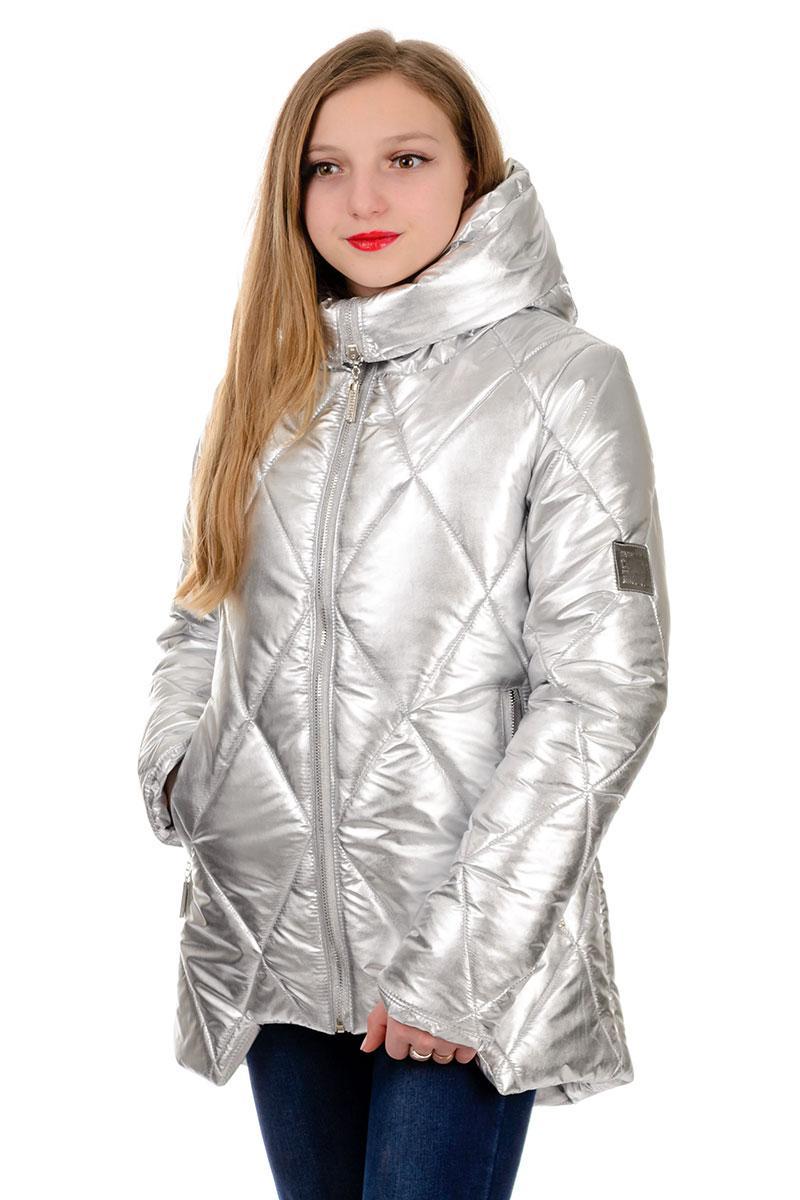 Подростковая демисезонная куртка (SILVER)