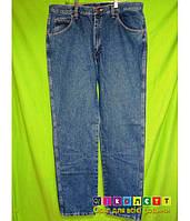 Джинсы мужские Wrangler Синие Regular Fit W38 W40 W42