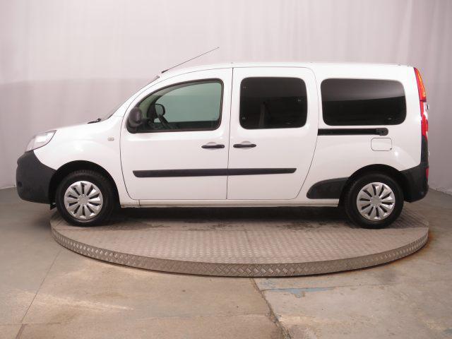 Задний салон, длинная база левое окно на автомобиль Renault Kangoo 08-