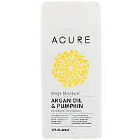 Acure Organics, Mega Moisture Conditioner, Argan Oil & Pumpkin, 12 fl oz (354 ml)