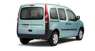 Задний салон, правое окно на автомобиль Renault Kangoo 08-