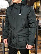 Куртка-парка мужская Cupe весна\осень Nike, фото 2