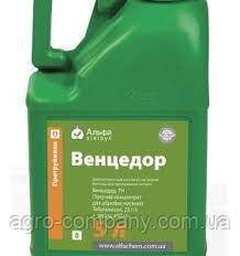 Венцедор (Тебуконазол, 25 г/л + Тирам 400 г/л.)