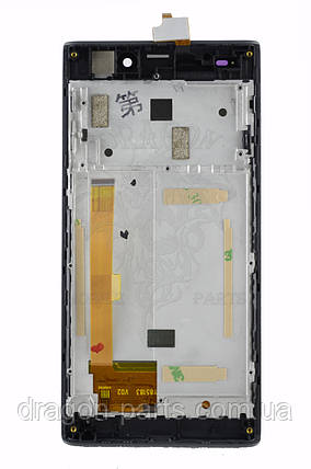 Дисплей Nomi i508 Energy с сенсором , оригинал, фото 2
