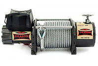 Лебедка электрическая автомобильная Dragon Winch DWT 18000 HD