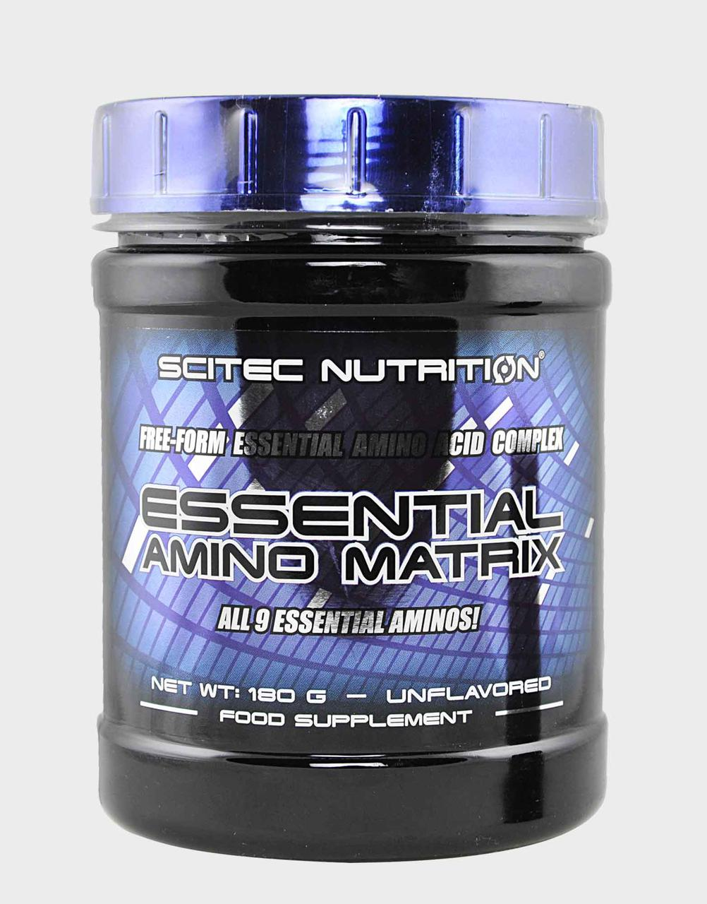 Аминокислоты Scitec Nutrition Essential Amino Matrix 180 g