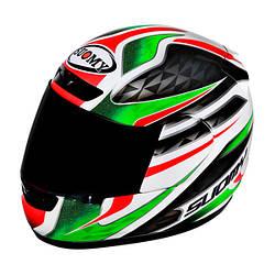 Итальянский шлем Suomy CASCO SY APEX ITALY
