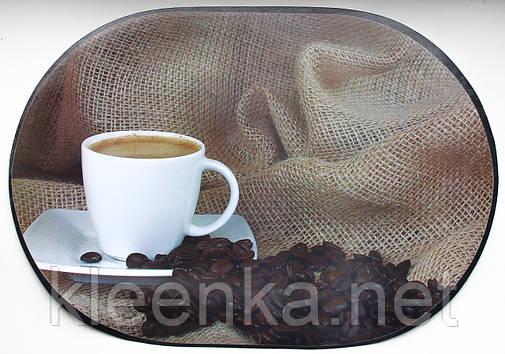 Салфетка из пластика на плотной основе для кафе и дома, фото 2