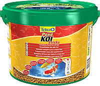 Tetra POND KOI ST. 10L/1,5kg  плав. гранулы для карпов  Кои