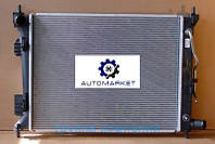 Радиатор охлаждения основной Hyundai Accent / Hyundai Solaris 2011-, фото 1
