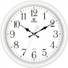 Настенные офисные часы POWER 8250WKS