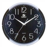 Настенные часы в офис POWER M842BKS MONEY