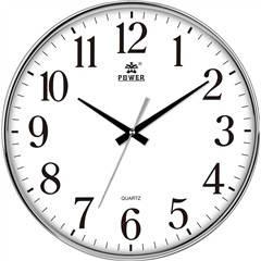 Офисные настенные часы POWER PW8230WKS