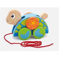 """Игрушка-каталка """"Черепаха"""" (50080), Viga Toys"""