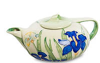 Фарфоровый заварочный чайник Ирис (Pavone) JP-625/ 2