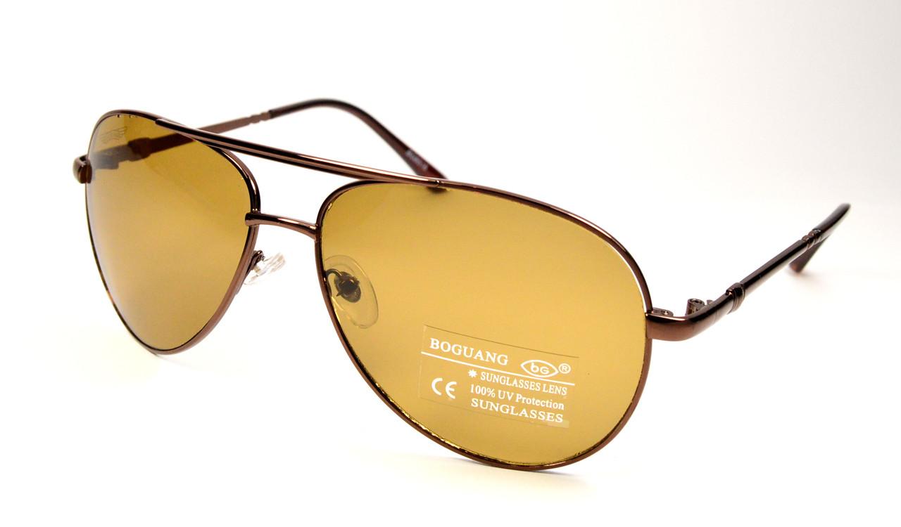 Солнцезащитные очки стекло (8518 С2)