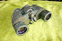 Бинокль для наблюдений  отличная просветленная оптика  military  8X42 двойная защита