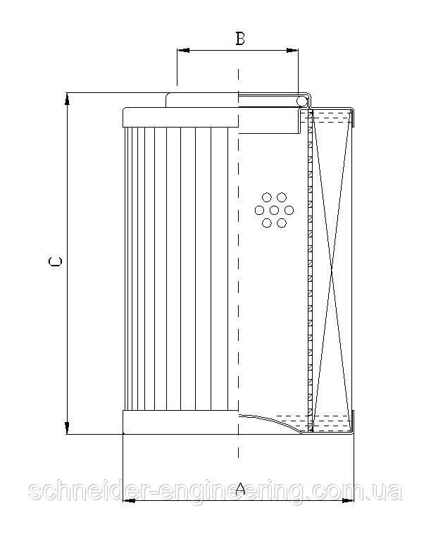 Фильтры гидравлики EPPENSTEINER 2.0630G40A000P 20630G40A000P