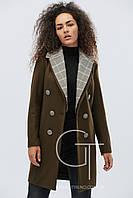 Шикарное удлиненное пальто свободного кроя