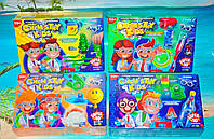 Chemistry Kids набор из 10 опытов для детей Данко Тойс CHK-01