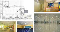 Проектирование общественных и промышленных зданий