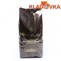 """Кофе зерновой """"Ricco Coffee Gold Espresso"""" (коричневый пакет) 1000г."""