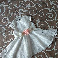Платье на девочку 1-3 года. Турция