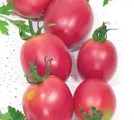 Томат Де Барао розовый cреднепоздний томат с розовыми овальными гладкими плодами для консервирования