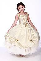 Эксклюзивное нарядное платье для девочки, фото 1