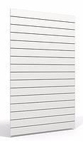 Экономпанель ( Экспопанель ). 2.40м на 1.22м в белом цвете