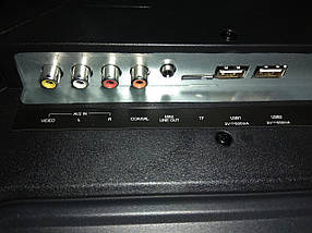 Smart телевизор LED JPE 39' HD, T2, USB, HDMI с изогнутым экраном, фото 2