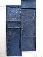 """Полиуретановый штамп-форма для плитки """"Цокольный камень"""" 2 в 1, фото 1"""