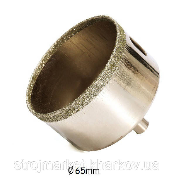 Коронка по плитки алмазная TM Zhwei 65мм