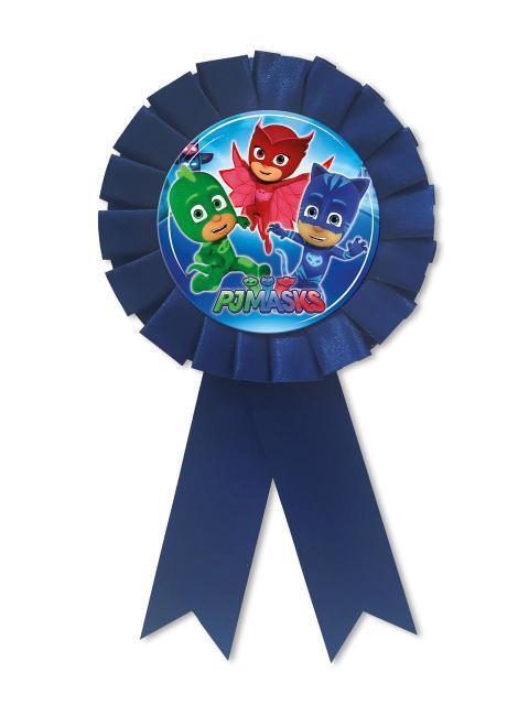 Медаль детская Герои в масках подарочная
