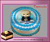 Торт Happy Birthday Boss
