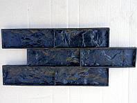 """Полиуретановый штамп-форма для плитки """"Колотый кирпич"""" 2 в 1, фото 1"""