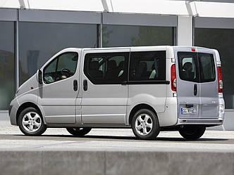 Передний салон левое окно в дверь Renault Trafic, Opel Vivaro, Nissan Primastar 01-13
