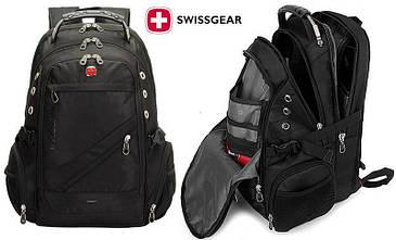 Рюкзак городской SwissGear 8810, Швейцарский туристический рюкзак от SwissGear, АКЦИЯ!!, реплика