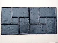 """Полиуретановый штамп для бетона """"Переплет"""", для пола и дорожек"""