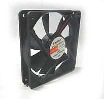 Вентилятор 120-120-25 (  24v- 0.20A) Sunflow пластик