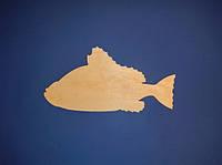Рыбка (Рыба) досточка панно заготовка для декупажа и декора