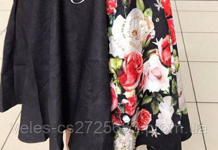 Платье - Сарафан Летнее Короткое Цветы Nice Istanbul, фото 2