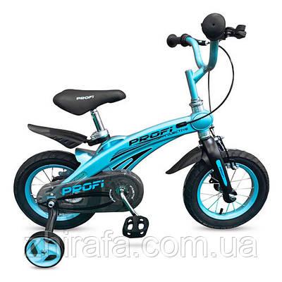 """Велосипед детский  Profi  """"Pro Active""""12 дюймов LMG12121"""
