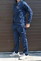 Большие размеры: 52,54,56,58. Мужской спортивный костюм Nike (Найк) | Турция, Трикотаж-лакост