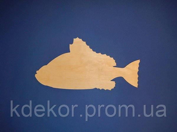 Риба (Рибка) заготівля для декупажу та декору