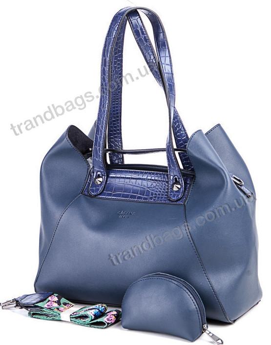 47ad84518637 Купить Женская сумка 1608 royal blue Брендовые женские сумки ...