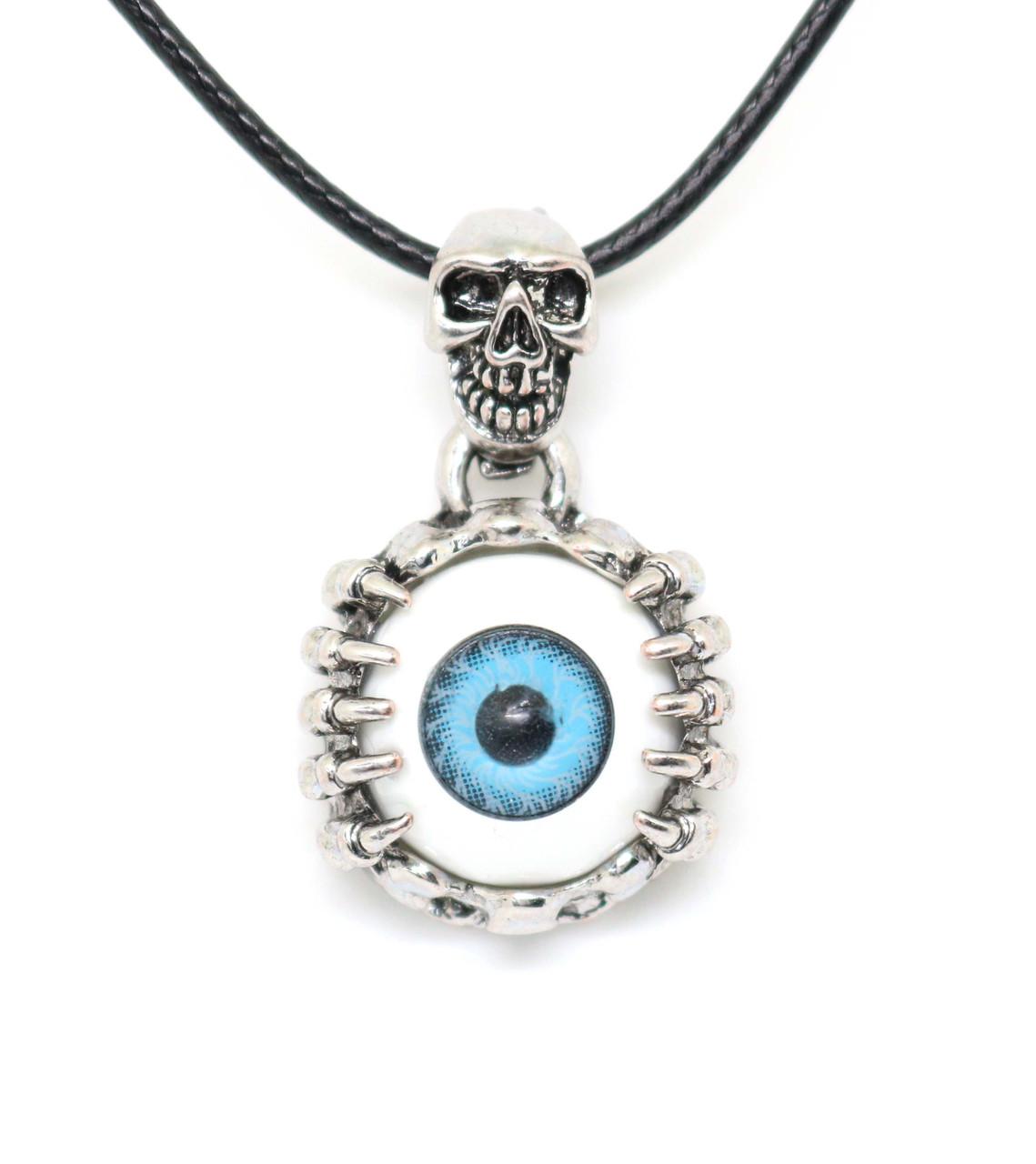 Кулон глаз 3D
